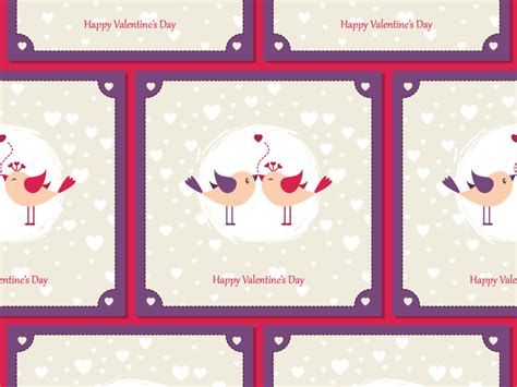valentines day card template psd free greeting card template design mock up psd