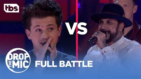 charlie puth rap the charlie puth vs bsb rap battle is intense electric