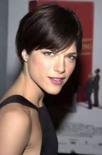 best hair styles for a narrow 20 best short haircuts for straight hair short