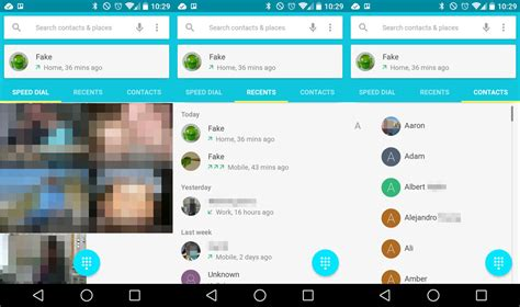 best dialer for android android l features a brand new dialer droid