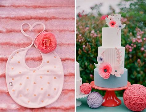 Kitten Themed Baby Shower by Cat Baby Shower By Amorology