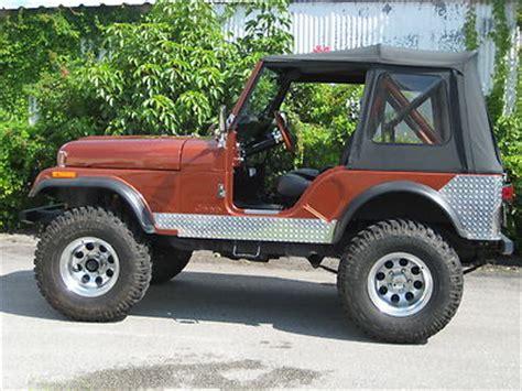 Road Jeep For Sale Jeep Cj Cj5 Jeep Cj5 Cj Lifted Road Jeep 1983 304