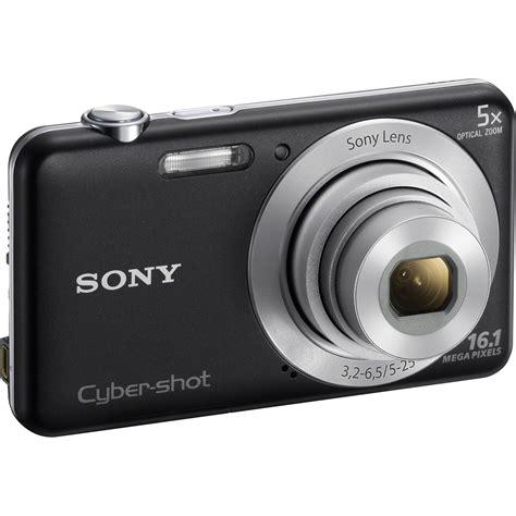 Kamera Sony Cybershot W710 sony cyber dsc w710 digital black dscw710 b b h
