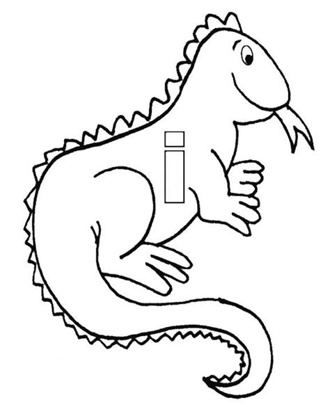 free coloring pages of iguanas i for iguana coloring pages kids coloring pages