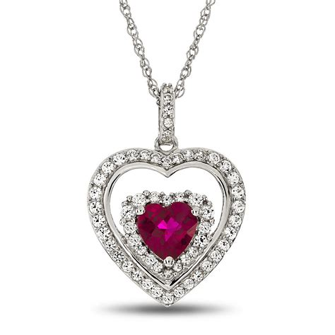 necklaces pendants sears