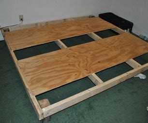 Bed Frames For Less Diy Bed Frame For Less Than 30 For Less We And The O Jays