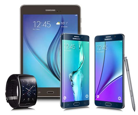 newest samsung the list brand new samsung galaxy phones and tablets prices