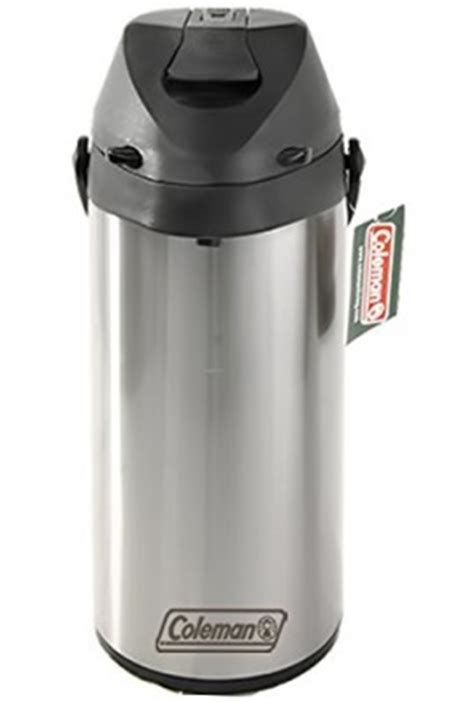 Termos Stainless Sigma 19 Liter thermos 34 ounce vacuum insulated stainless steel gourmet coffee press coffee consumers