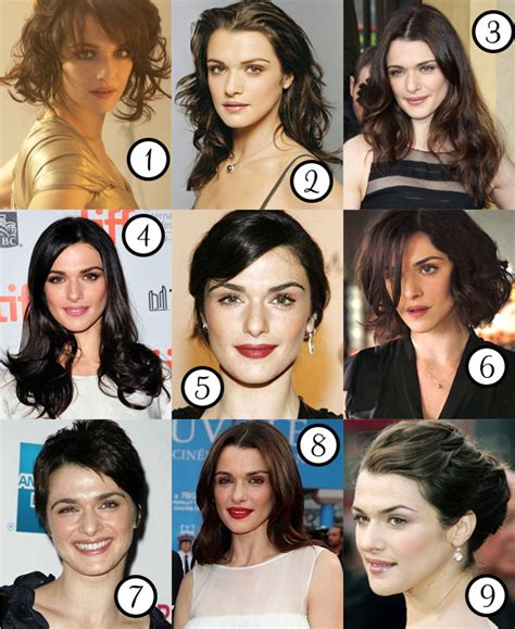 Rachel Weisz: Her Best Hair?   Makeup and Beauty Blog