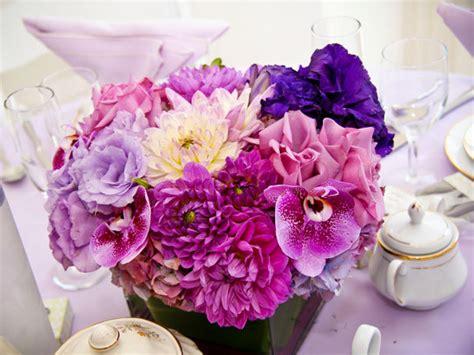 purple bridal shower decorations purple themed bridal shower bridalguide
