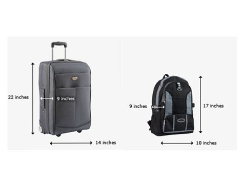 aircraft cabin luggage size changing airline carry on baggage sizes the roaming boomers
