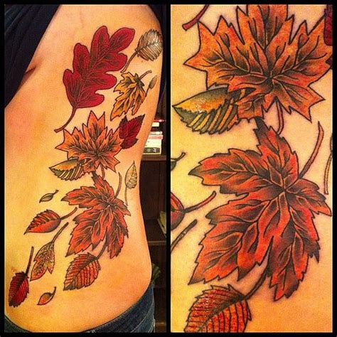pinterest tattoo leaves fall leaves tattoo google search tattooish pinterest