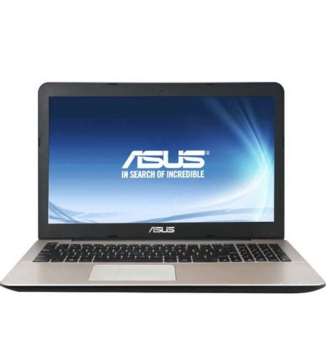 Asus Laptop Intel 5th Generation asus x555lj xx130d notebook 90nb08i1 m01630 5th intel i5 4gb ram 1tb hdd 39 62 cm