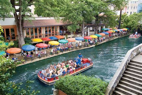 san antonio riverwalk boat itinerary 3 days in san antonio get current fast
