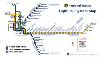 california light rail map pedals and paddles worldwide choo choo sacramento to
