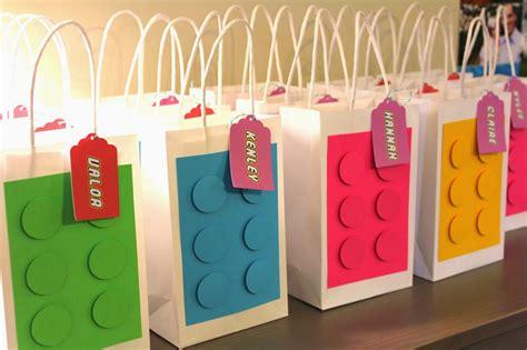 Paper Bag Pinata Bag Goodies Bag Kantong Friends best lego bags photos 2017 blue maize