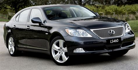 2009 lexus ls 460 reliability the most reliable cars are toyota according to study