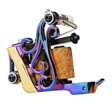 tattoo equipment what you need cast iron rotary tattoo machine gun linder and shader