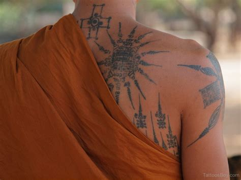 tattooed monk symbol tattoos designs pictures page 2