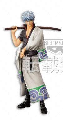 Dxf Gintoki From Gintama By Banpresto gintama sakata gintoki dxf figure gintama dxf figure banpresto myfigurecollection net