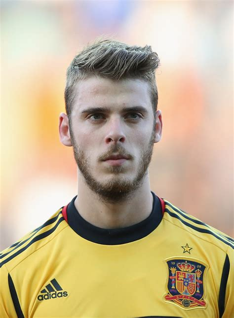rambut aguero david de gea photos photos spain v netherlands zimbio