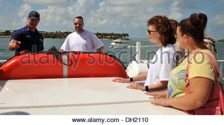 boatswain florida coast guard cutter at key west at the southern end of the