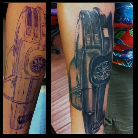 truck tattoo designs chevy truck by guillermo tavera tattoos