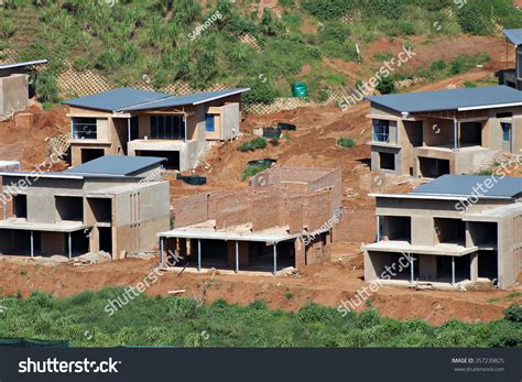 house music websites south africa building construction sites progress new houses stock photo 357239825 shutterstock