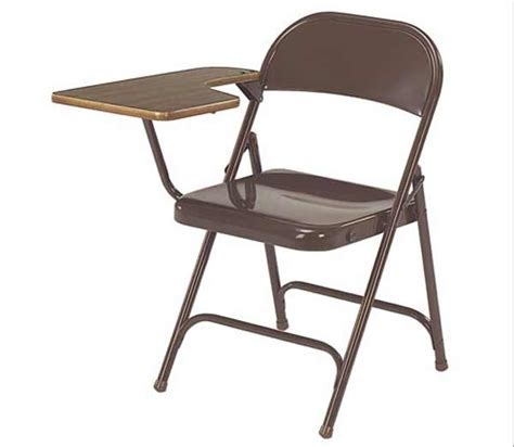 Portable Desk Chair by Virco Folding Chairs For All Events