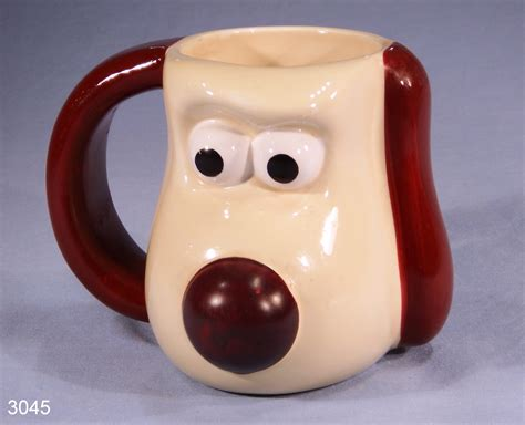 Aardman Wallace and Gromit Coffee Mug ? SOLD: Collectable China