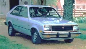 Pontiac T 1000 Pontiac T1000 Information And Photos Momentcar