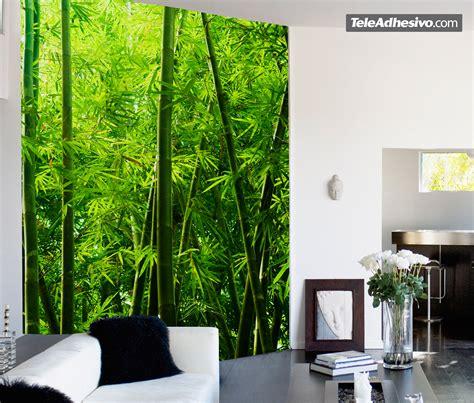 Bamboo Mural Walls - wall mural bamboo wall mural bamboo