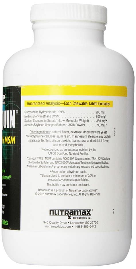 dasuquin with msm for large dogs nutramax dasuquin with msm for large dogs review top tips