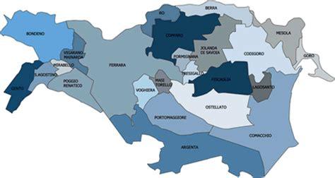 ufficio per l impiego como provincia di ferrara comuni della provincia