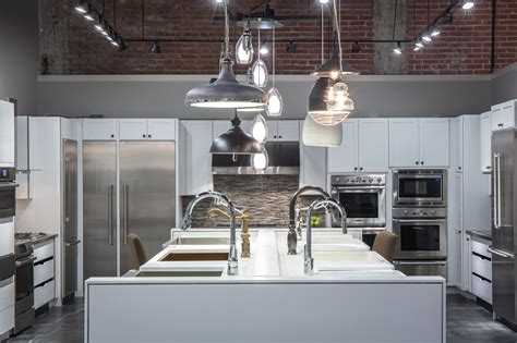 Ferguson Plumbing Supply Showroom by Ferguson Bath Kitchen Lighting Gallery Expands In