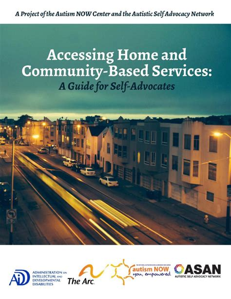 accessing home and community based services a guide for