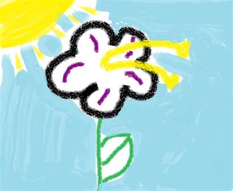 crappy flower by 1narutofreak on deviantart