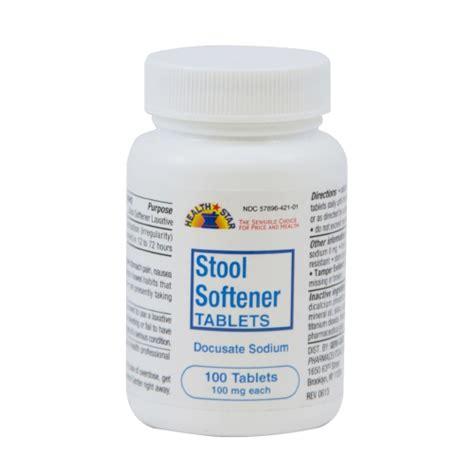 Stool Softener Metamucil by Bettymills Stool Softener Tablet 100 Per Bottle