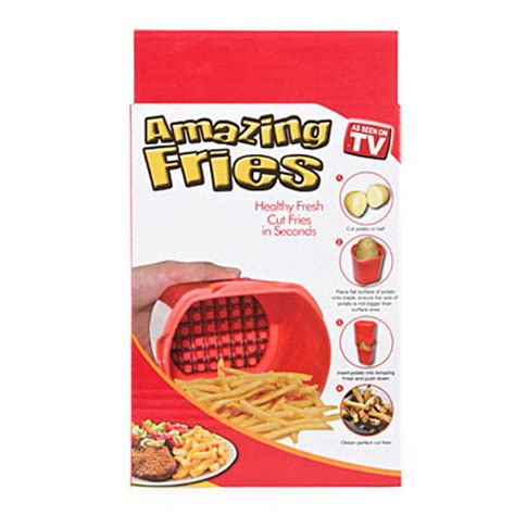 as seen on tv 174 amazing fries chopper big lots