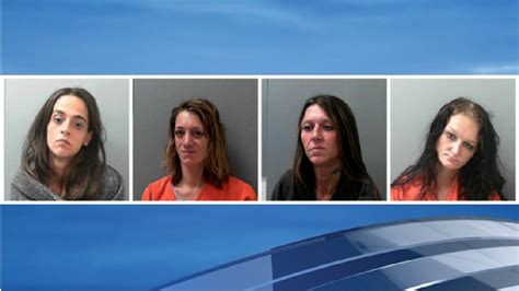Arrest Records Huntington Wv Arrest Four On Prostitution Charges In
