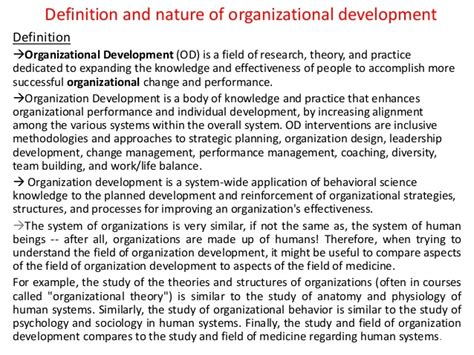define memory organization in detail all in one tuts definition and nature of organizational development