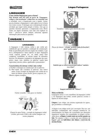 ENEM - Literatura e Gramática by Curso Luther King - Issuu