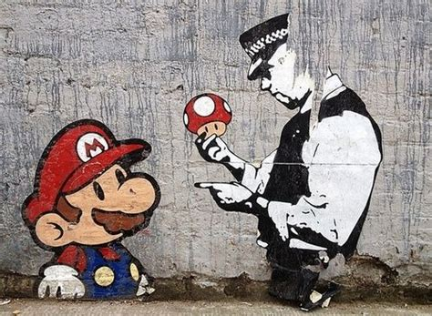 gaming street art   grace  side