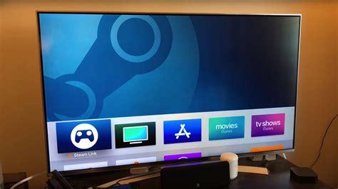 console giochi per tv con steam link l apple tv potrebbe diventare una grande