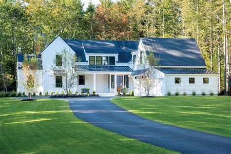 Maine Home Design A Clean Slate Kevin Browne Architecture Maine Home Design