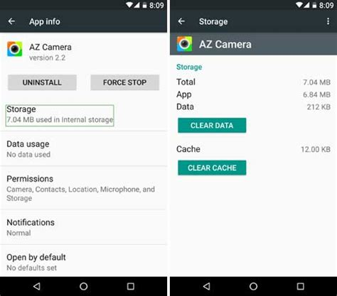 android cached data delete app cache and app data on android 6 0 marshmallow tutorial techtrickz