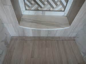 Linear drain showers residential shower drains quickdrain