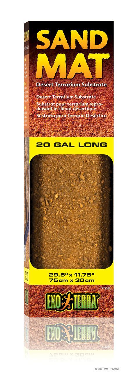 Sand Mat by Exo Terra Sand Mat Desert Terrarium Substrate