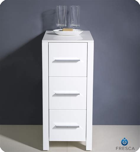 side cabinet 12 quot fresca torino fst6212wh side cabinet in white