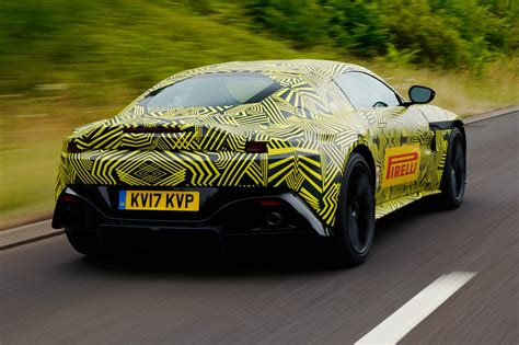 How Much Is A New Aston Martin by The New 2018 Aston Martin Vantage Revealed In Pictures By